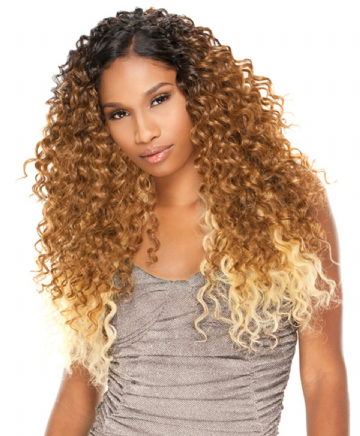 "NATURAL BOHEMIAN - KANUBIA  EASY5 BRAZILIAN STYLE   4PCS 18"" 20"" 22"" + CLOSURE"